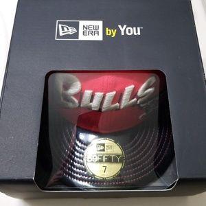 Collectors Bulls hat